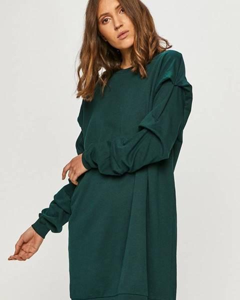 Zelené šaty noisy may