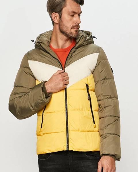 Vícebarevná bunda tom tailor