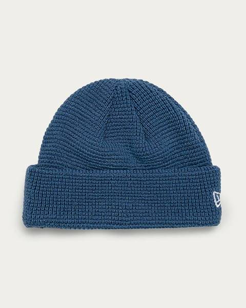 Modrá čepice new era