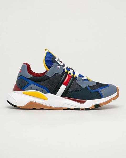 Vícebarevné boty Tommy Jeans