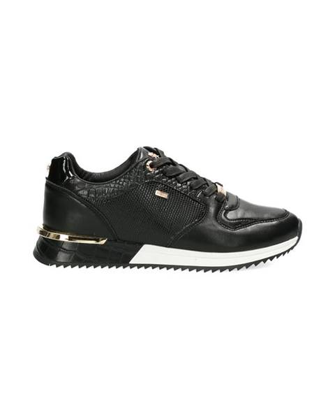 Černé boty Mexx