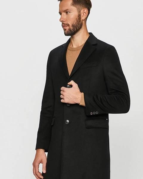 Černá bunda Tommy Hilfiger Tailored