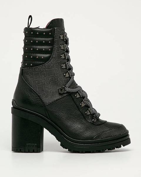 Černé boty Liu Jo