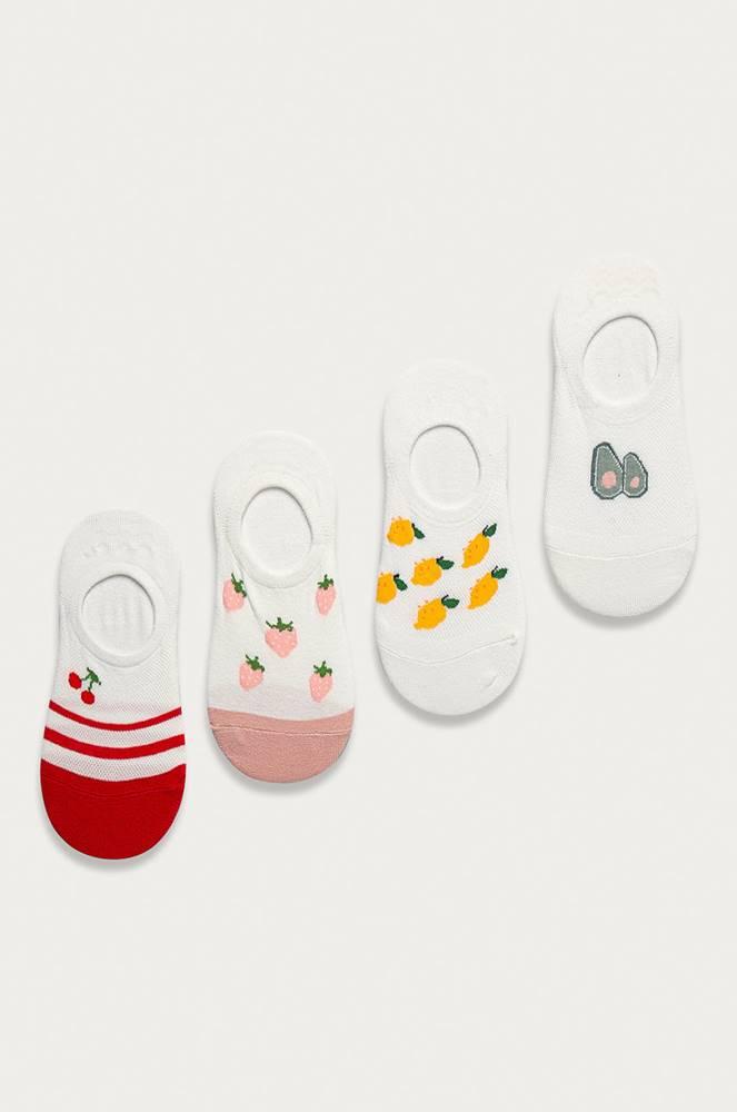 Answear Lab Answear Lab - Kotníkové ponožky (4-pack)