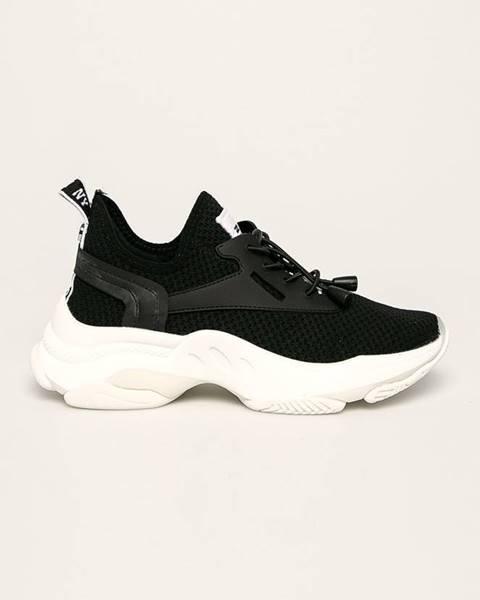 Černé boty steve madden