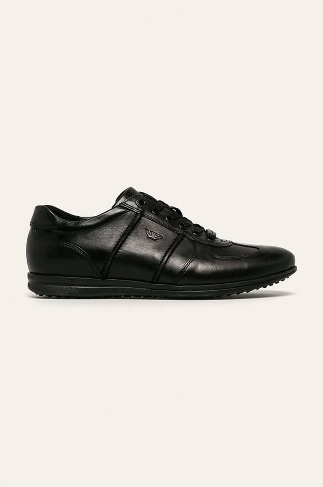 Wojas Wojas - Kožené boty