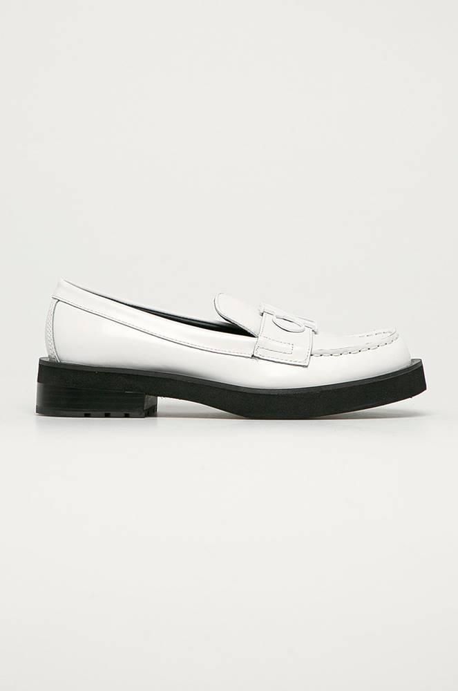 calvin klein jeans Calvin Klein Jeans - Kožené mokasíny