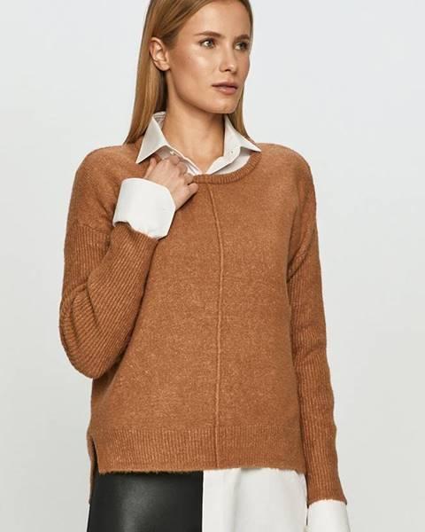 Hnědý svetr Haily's
