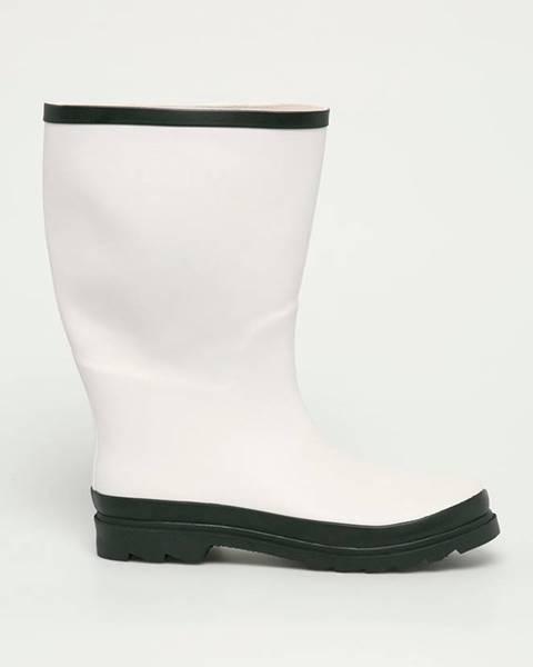 Bílé boty Answear Lab