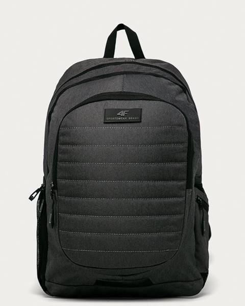 Šedý batoh 4F