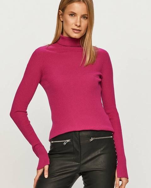 Růžový svetr Diesel