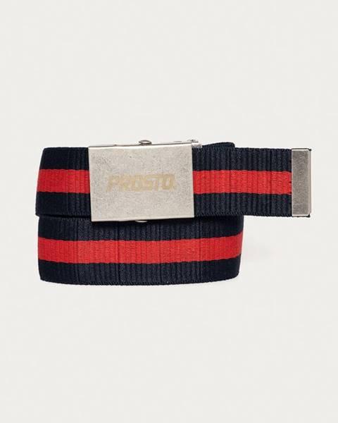 Modrý pásek Prosto