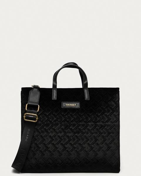 Černá kabelka TWINSET