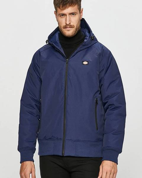 Modrá bunda Dickies