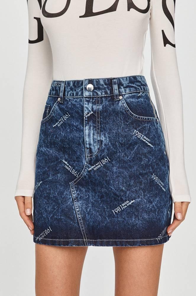 Guess Guess Jeans - Džínová sukně