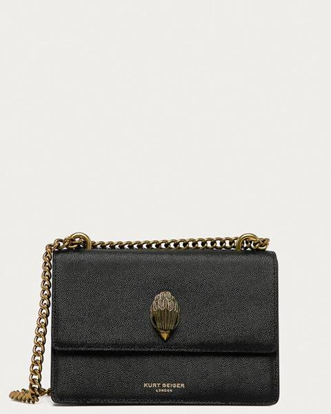 Černá kabelka Kurt Geiger London