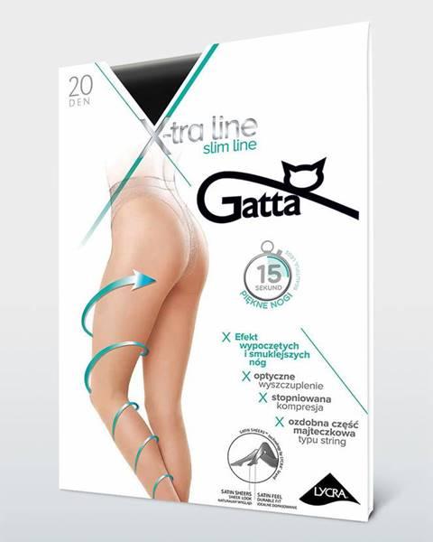 Černé spodní prádlo Gatta