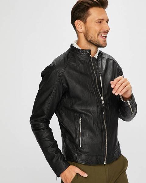 Černá bunda Premium by Jack&Jones
