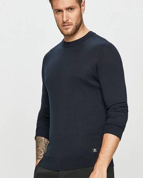 Modrý svetr tom tailor