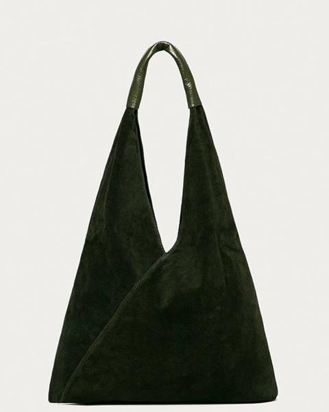 Zelená kabelka Answear Lab