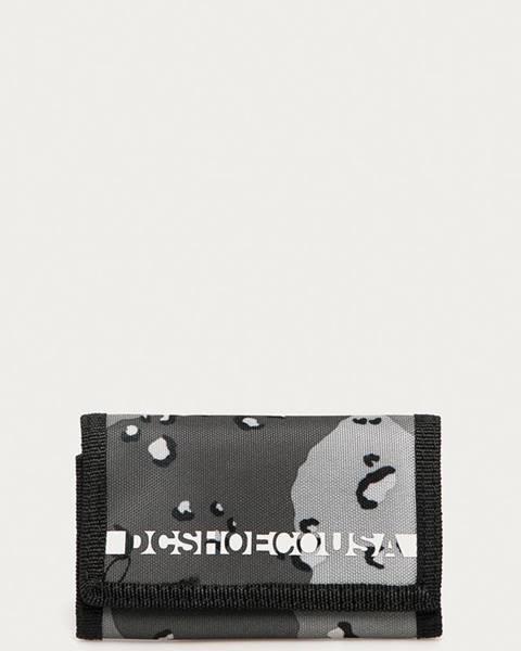 Šedá peněženka DC