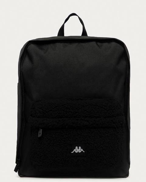 Černý batoh Kappa