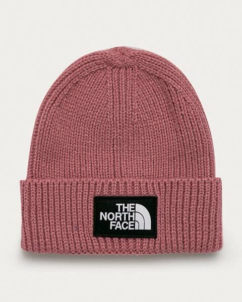Růžová čepice The North Face