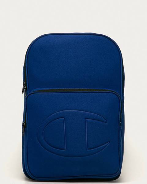 Modrý batoh champion