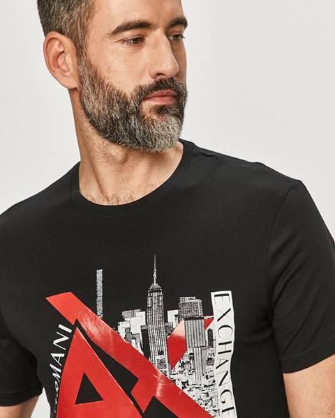 Tričko Armani Exchange
