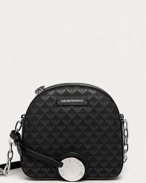 Černá kabelka Emporio Armani