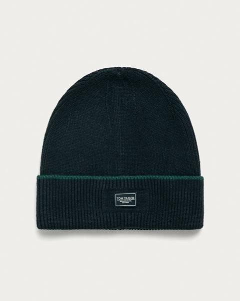 Modrá čepice tom tailor