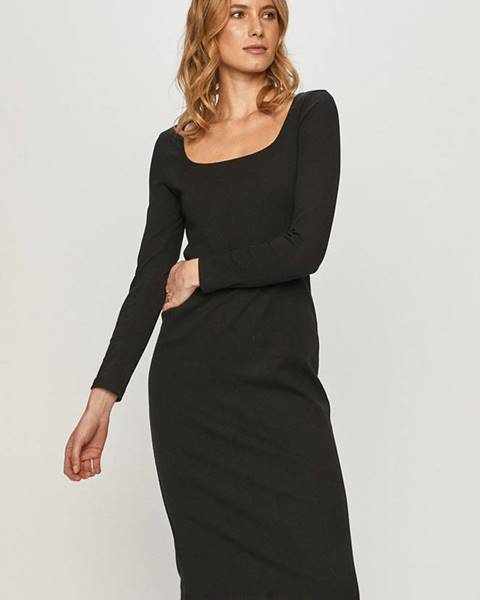 Černé šaty GAP