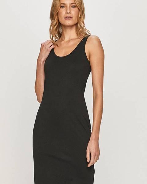 Černé šaty Brave Soul