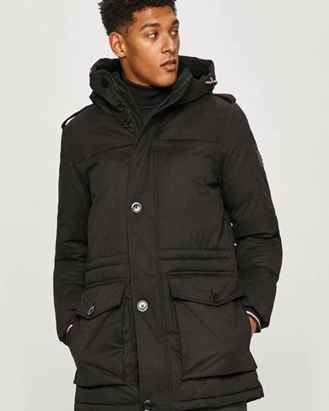Černá bunda tommy hilfiger