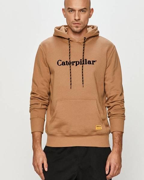 Mikina Caterpillar