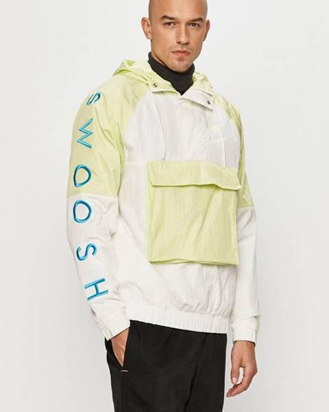 Zelená bunda Nike Sportswear