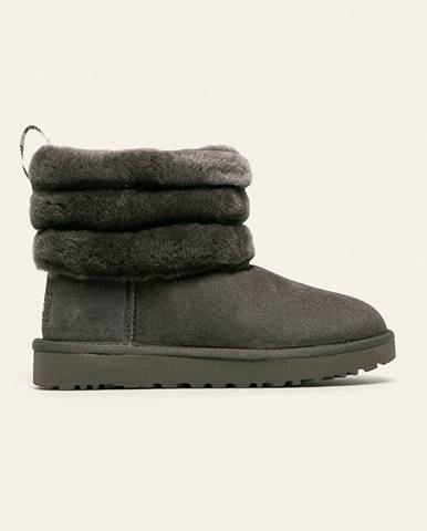 UGG - Sněhule Fluff Mini Quilted