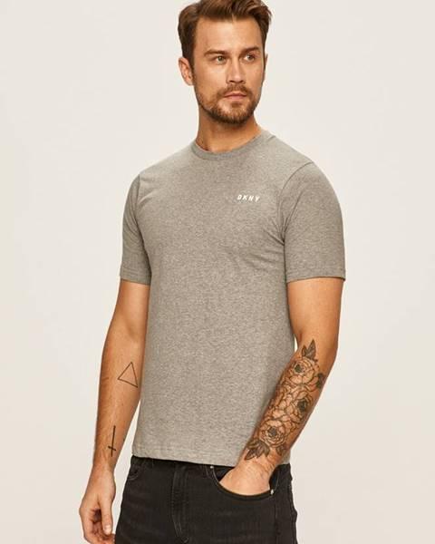 Vícebarevné tričko dkny