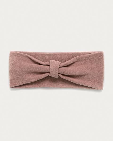 Růžová čepice pieces