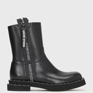 Kazar Studio - Kožené kotníkové boty