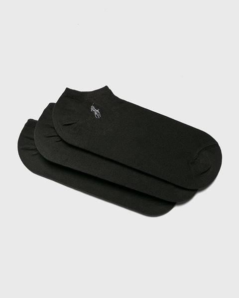 Černé spodní prádlo Polo Ralph Lauren