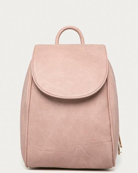 Růžový batoh Answear Lab