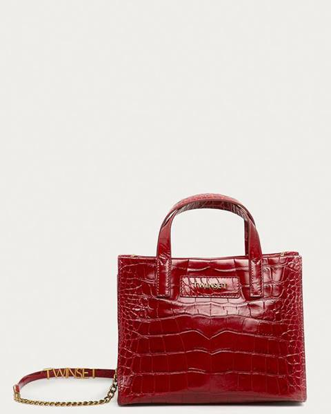 Červená kabelka TWINSET