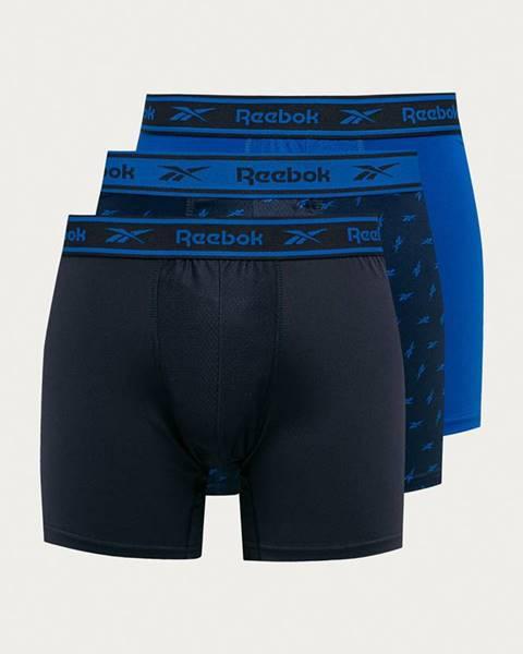 Modré spodní prádlo reebok