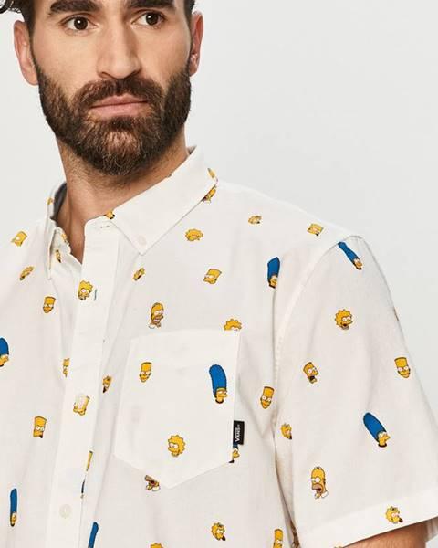 Vícebarevné tričko vans