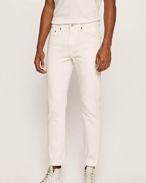 Bílé kalhoty Levi's