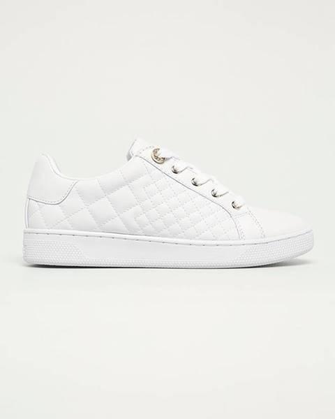 Bílé boty Guess