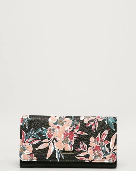 Vícebarevná peněženka roxy