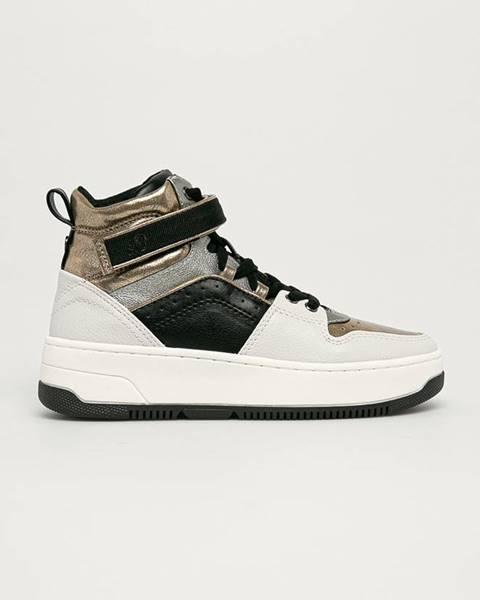Bílé boty s.oliver
