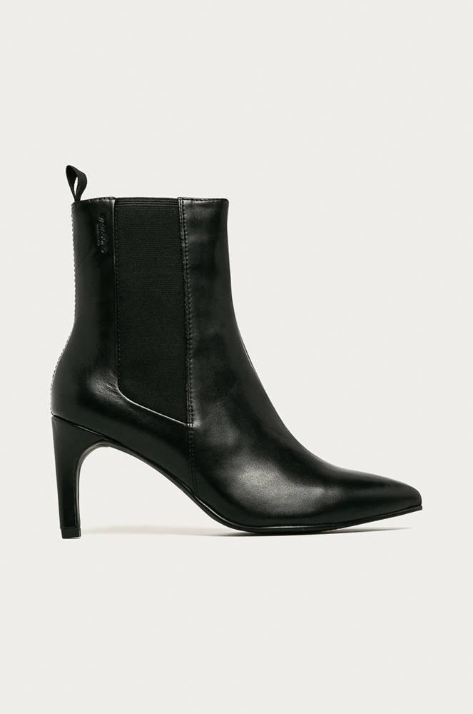 vagabond Vagabond - Kožené kotníkové boty Whitney